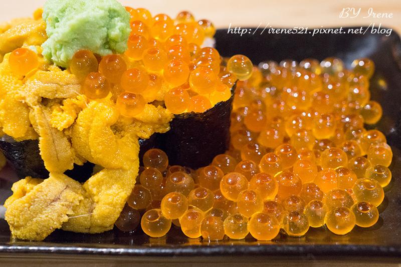【熊本-美食】新鮮度爆表的魚貨,滿到溢出來的海膽.立ち寿し