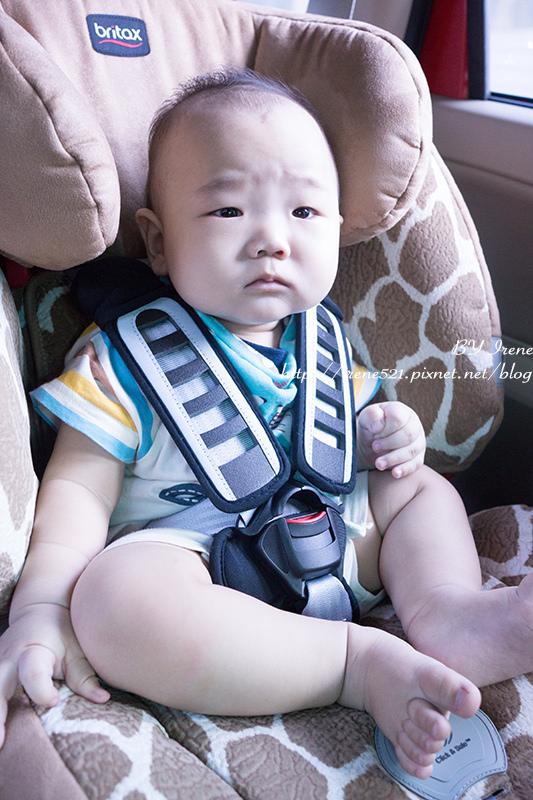 【開箱】寶寶的汽車安全座椅很重要,歐盟認證用起來更安心.Britax Romer @Irene's 食旅.時旅