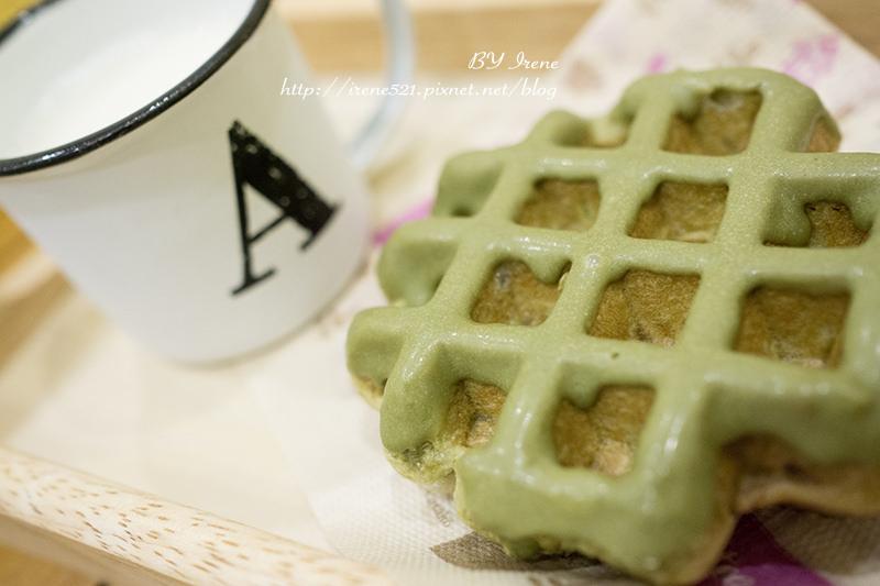 【台北中正區】口味多、鹹甜都有的包餡比利時鬆餅.KUKO Belgian Waffle (已歇業) @Irene's 食旅.時旅