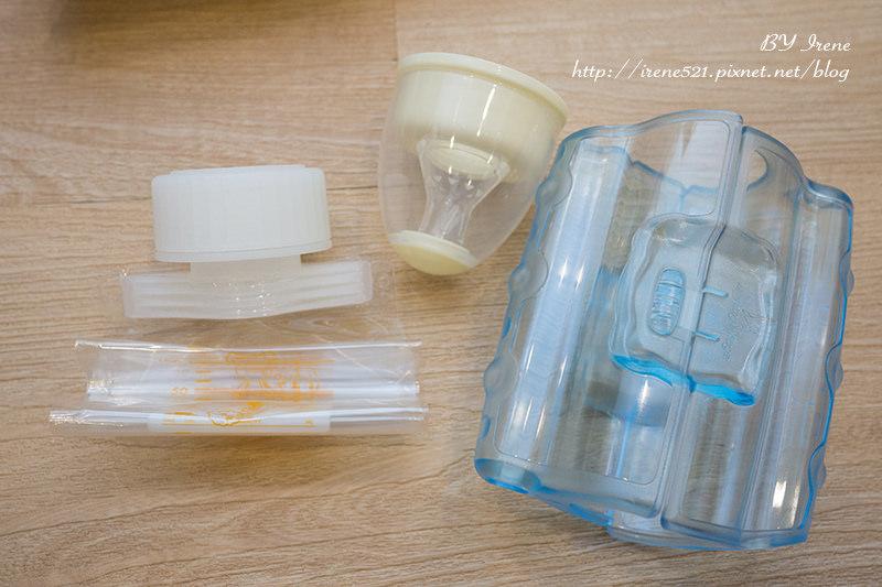【嬰兒用品】帶寶寶出外旅遊的利器,不用帶一堆奶瓶了.六甲村拋棄式奶瓶 @Irene's 食旅.時旅