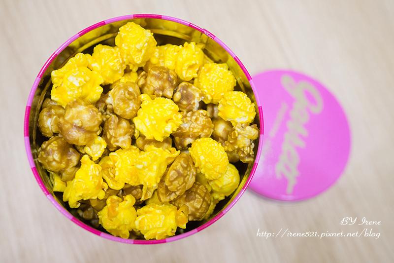 【台北信義區】有全球最好吃爆米花的Garrett Popcorn來台 @Irene's 食旅.時旅