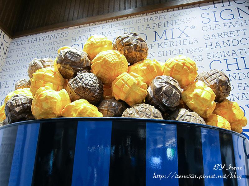 【台北信義區】有全球最好吃爆米花的Garrett Popcorn來台