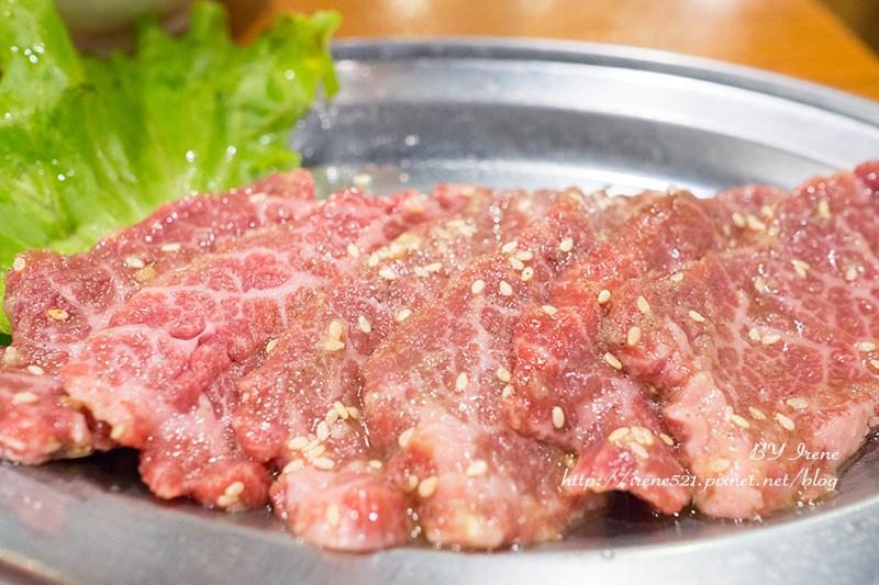 【台北中山區】日本來的燒肉,一吃難忘的柔軟肋眼排.大阪燒肉雙子Futago(林森店) @Irene's 食旅.時旅