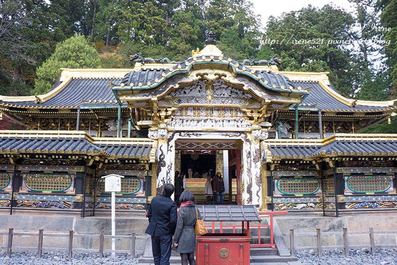 【日光】世界遺產巡禮II,最華麗的神社.東照宮 @Irene's 食旅.時旅