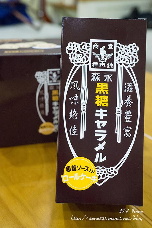 即時熱門文章:【好市多】MORINAGA黑糖牛奶糖蛋糕捲