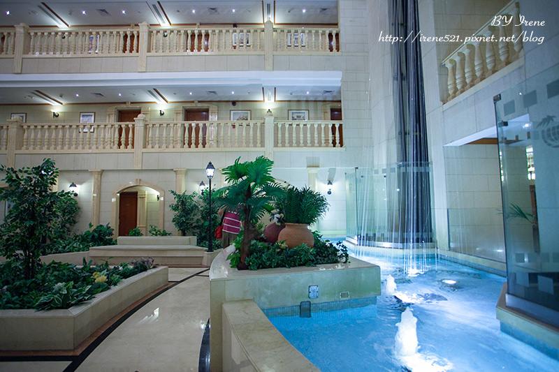 【杜拜】平價的五星級飯店.Metropolitan Palace Hotel
