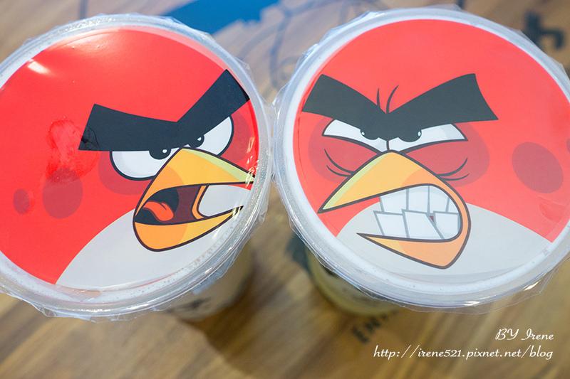 【板橋】全球第一家.憤怒鳥主題餐廳Angry Birds Juice & Tea @Irene's 食旅.時旅