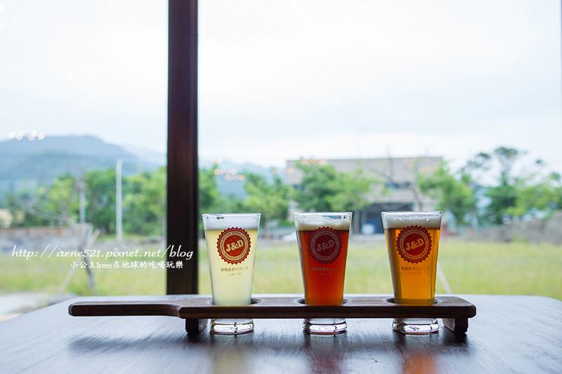 【宜蘭員山】來杯精釀的啤酒吧.吉姆老爹啤酒工場 @Irene's 食旅.時旅
