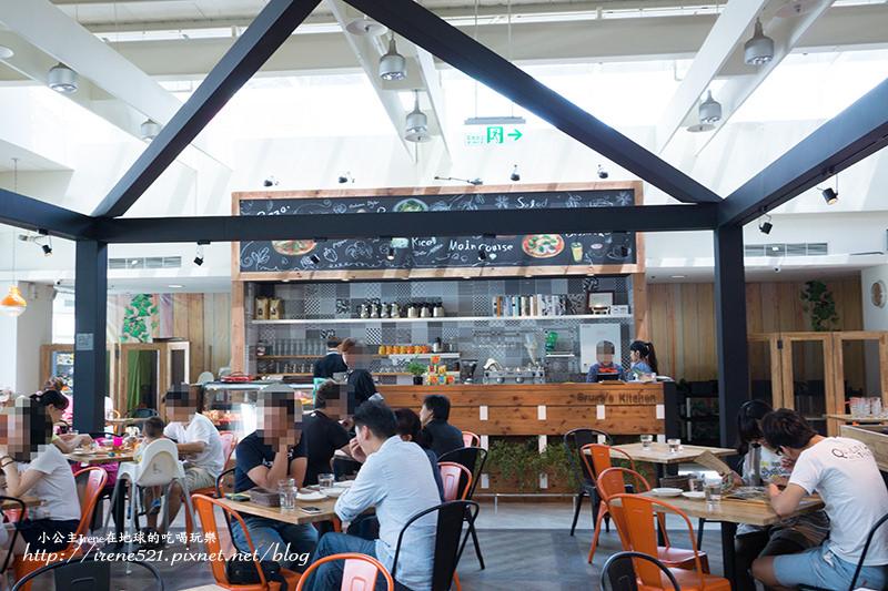 【內湖】新店名店在內湖也吃的到囉,好好吃的蔬食餐廳.布佬廚房