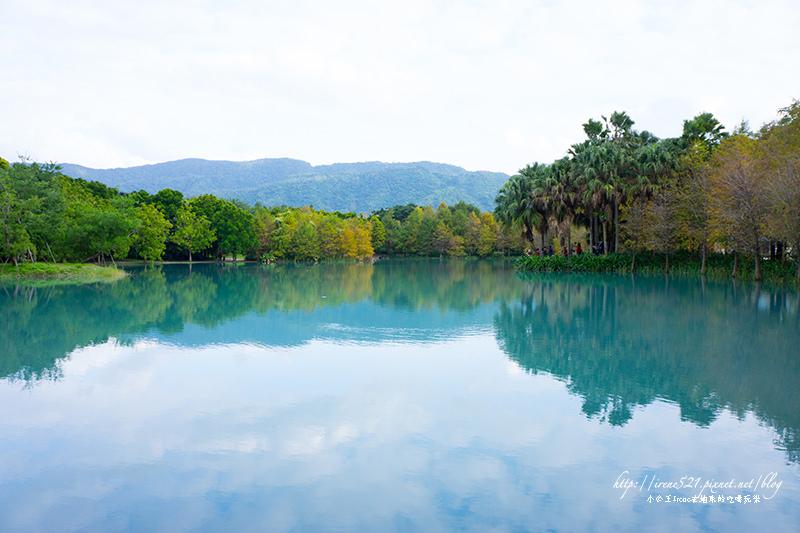 【花蓮壽豐】美景如畫的「雲山水」