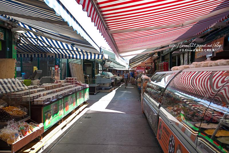 【維也納】維也納最古老的傳統市場.納許市場Naschmarkt @Irene's 食旅.時旅
