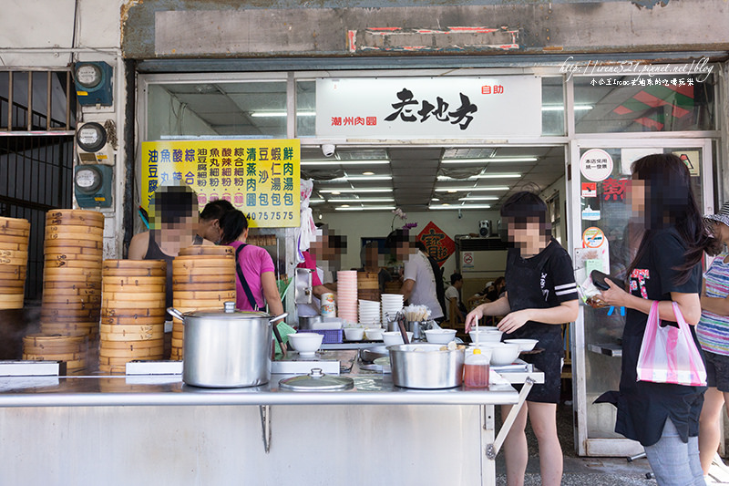【三芝】人潮絡繹不絕的人氣店.老地方手工小籠湯包、潮洲肉圓