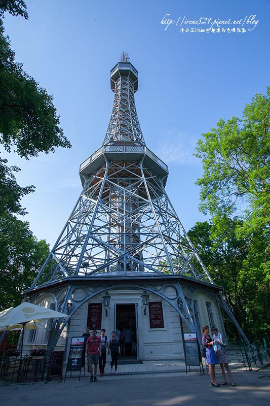 【布拉格】俯瞰唯美的布拉格.貝特辛山纜車&貝特辛觀景塔 @Irene's 食旅.時旅