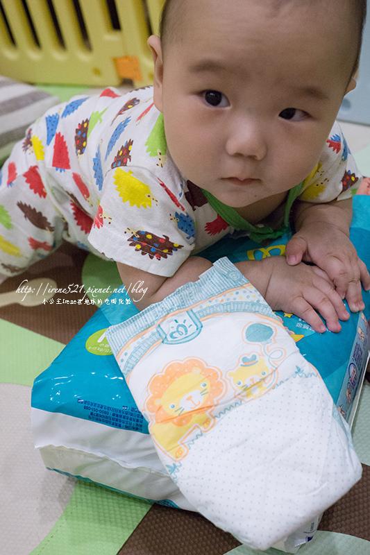 【育兒】讓寶寶一夜好眠的法寶,高透氣、超乾爽的尿布很重要 @Irene's 食旅.時旅