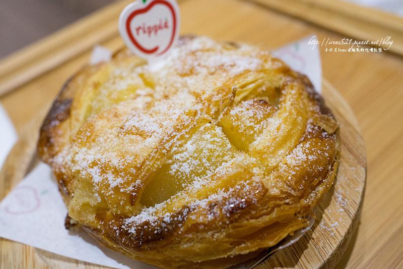 【台北信義區】夢幻甜點主題樂園 & 整顆蘋果的Rippie青森蘋果派 @Irene's 食旅.時旅