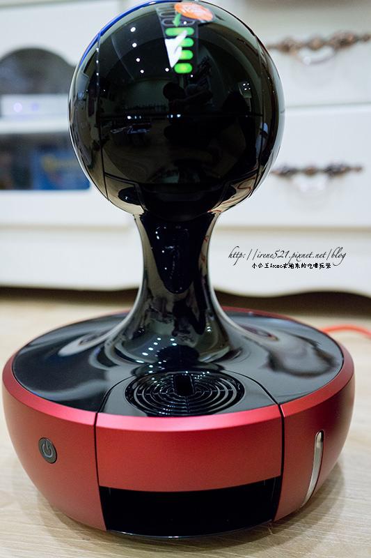 【開箱】智慧觸碰面板,一觸即沖,濃淡自行控制.雀巢膠囊咖啡機Drop @Irene's 食旅.時旅