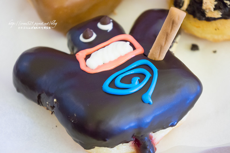 【台北信義區】來自美國波特蘭的巫毒甜甜圈.Voodoo doughnut @Irene's 食旅.時旅
