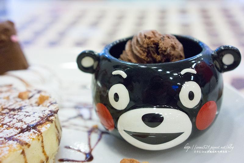 【台北中山區】熊本熊主題咖啡館.Kuma Cafe
