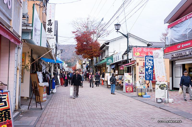【輕井澤】一股自在、悠閒又愜意的氛圍.舊銀座通 @Irene's 食旅.時旅