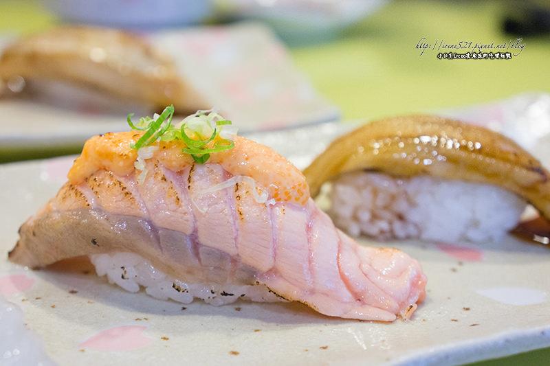 【台北南港區】高品質的握壽司.高樂餐飲-鐵板料理 與 小高玉迴轉壽司 @Irene's 食旅.時旅