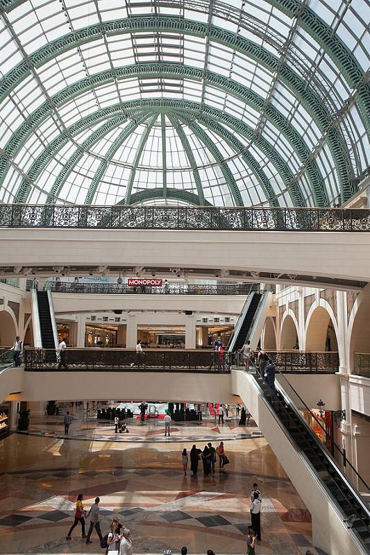 【杜拜】沙漠中的奇蹟,飄雪的冰雪世界 .阿聯酋購物中心Mall of the Emirates @Irene's 食旅.時旅
