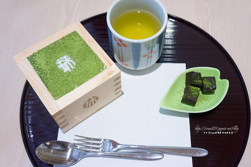 【台北大安區】一抹綠的清香與正統.來自京都的MACCHA HOUSE抹茶館 @Irene's 食旅.時旅