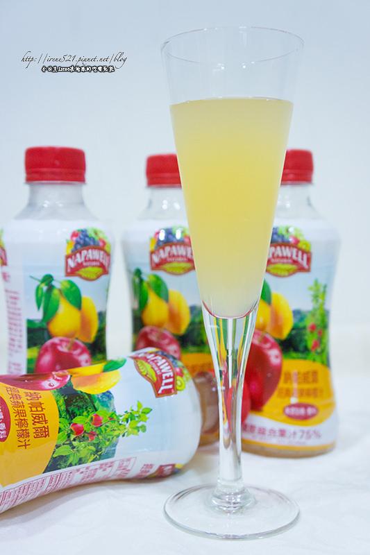 【包裝飲料】輕巧隨身瓶,綜合果汁好滋味.愛之味 @Irene's 食旅.時旅