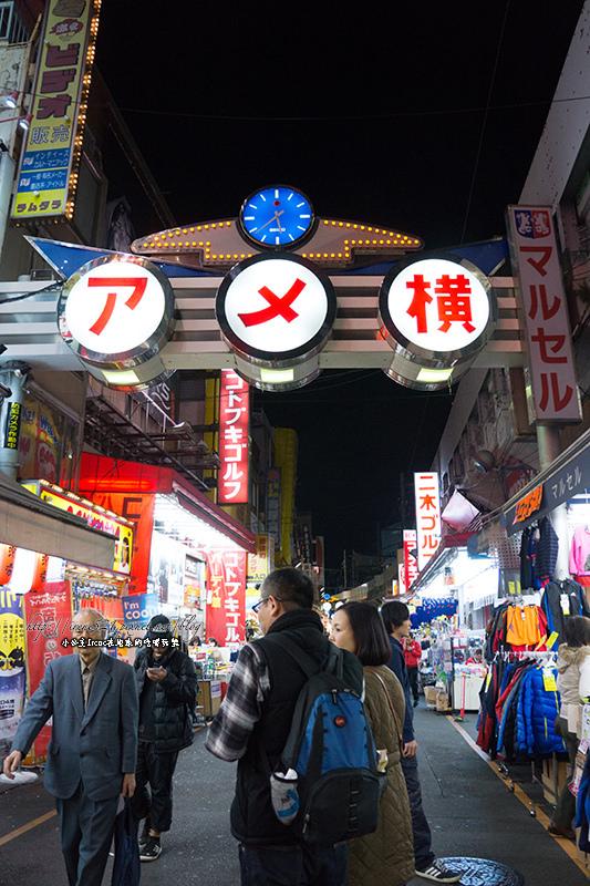 【東京上野】血拚零食藥妝的天堂,也是美食聚集地.阿美橫丁 @Irene's 食旅.時旅
