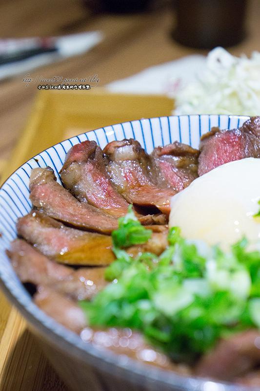【蘆洲】料多滿足,可惜白飯不夠到位.滿燒肉丼食堂 @Irene's 食旅.時旅