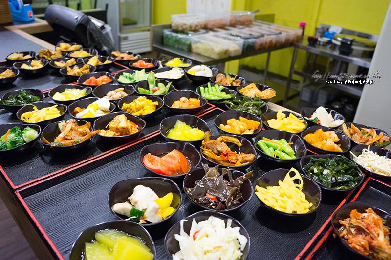 【三重】50款小菜任你吃到飽.朝鮮味 @Irene's 食旅.時旅