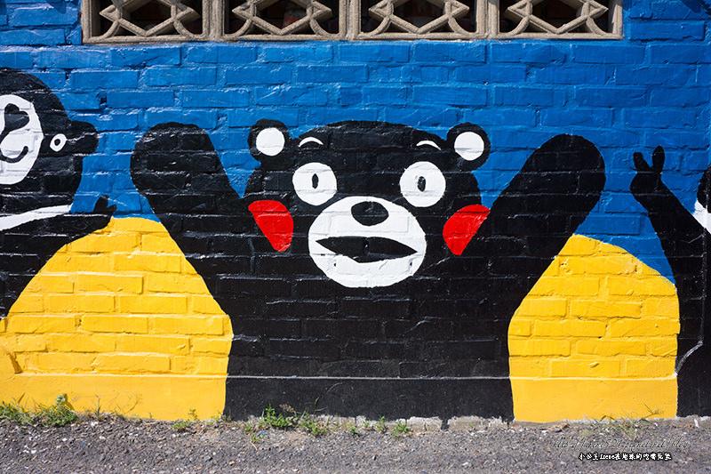 延伸閱讀:【台南】當卡通彩繪躍上紅磚牆,活潑又熱鬧的小天地.善化胡家里彩繪村