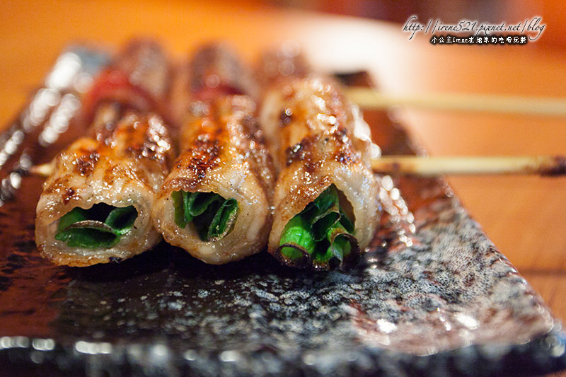 【台北中山區】還在吃塗抹許多醬汁的串燒嗎?忠於原味吧!可外帶的「柒-串燒屋」(文末贈折價卷)