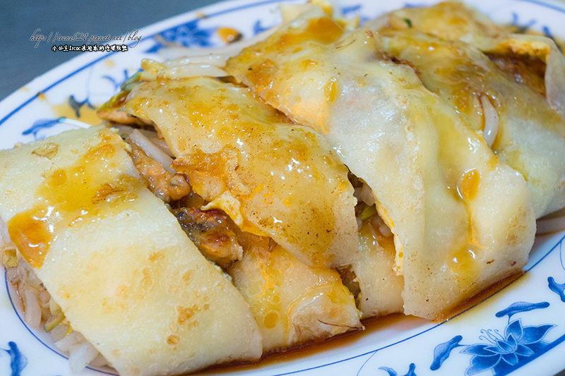 即時熱門文章:【宜蘭】有肉有菜的豐盛早餐,烤肉蛋餅+豆芽菜.力行早點