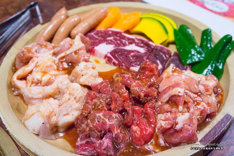 【輕井澤】美味燒肉&壽喜燒吃到飽.ろぐ亭 @Irene's 食旅.時旅