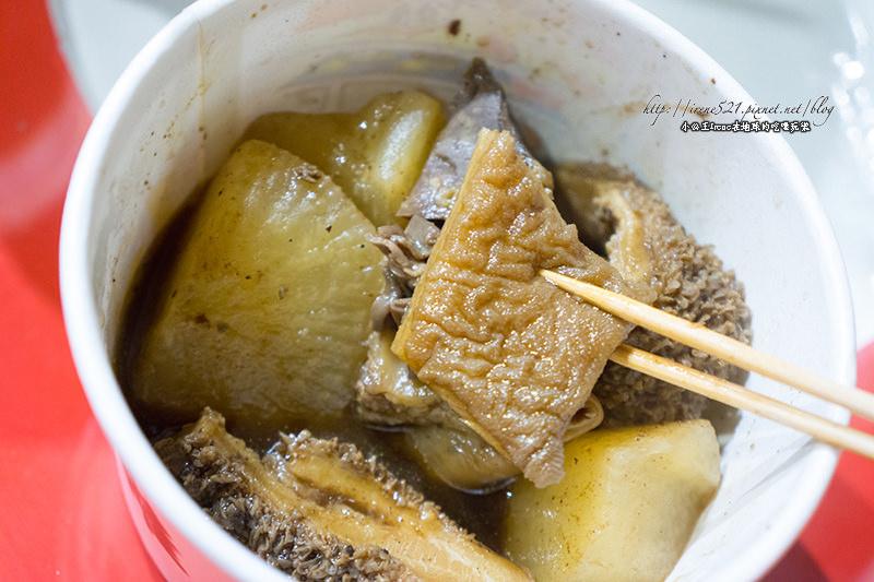 【士林夜市】來自香港的味道.十三座牛雜