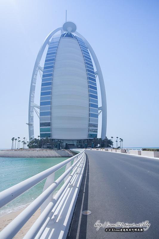 【杜拜】極盡奢華之能事,超七星級奢華飯店.帆船酒店Burj Al Arab @Irene's 食旅.時旅