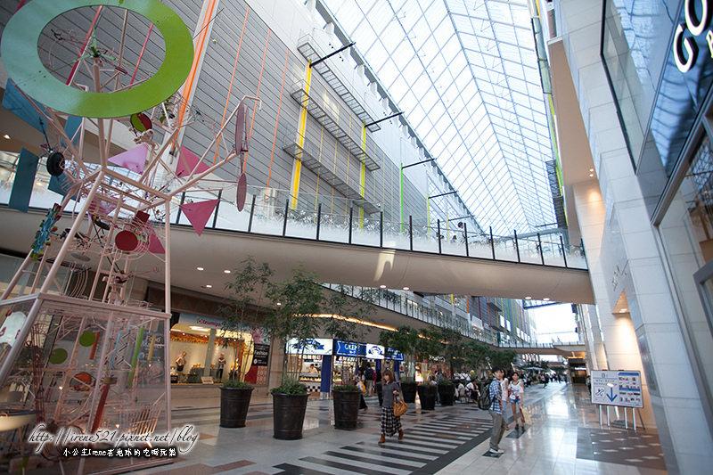 【神戶】UMIE購物中心& UMIE美食街(丸龜製麵&蘋果樹蛋包飯) @Irene's 食旅.時旅
