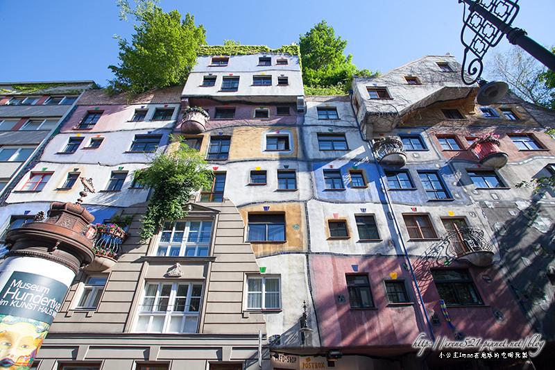 【維也納】充滿童趣的小屋.百水公寓&百水村Hundertwasser Village @Irene's 食旅.時旅