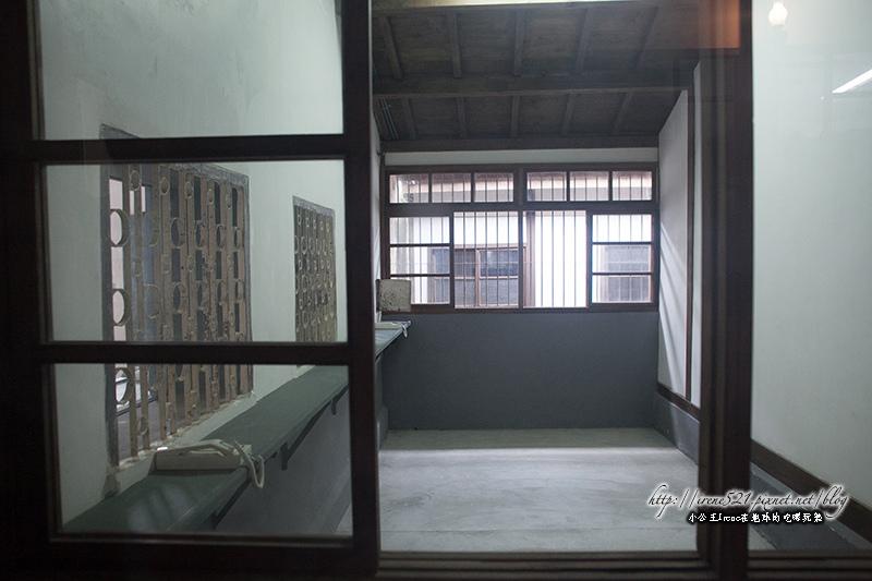 【嘉義市】已成古蹟的嘉義舊監獄,一一還原.獄政博物館 @Irene's 食旅.時旅
