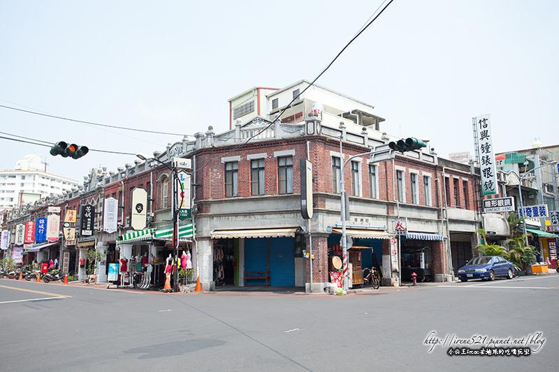 【雲林】一次欣賞三種不同時期的建築.太平老街&大娘羹大王 @Irene's 食旅.時旅