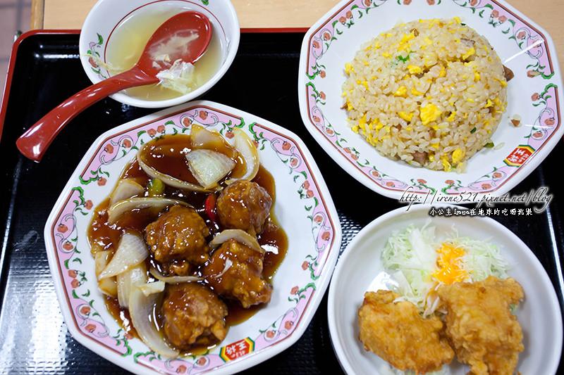即時熱門文章:【京都】不怕吃不飽的大眾中華料理.餃子の王將