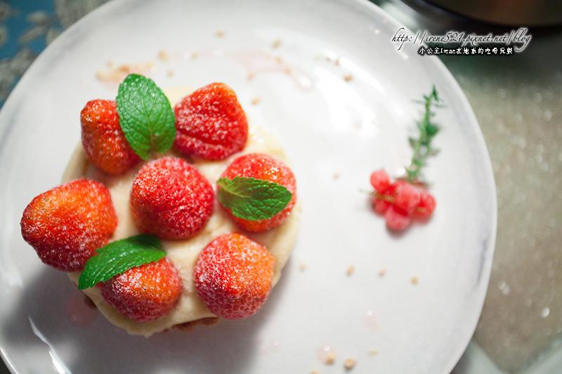 【台北大安區】與美味的甜點塔有個約會.敲敲咖啡 KNOCK KAFE(已歇業) @Irene's 食旅.時旅