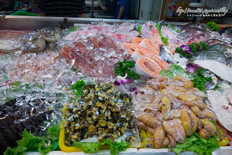 【桃園】想吃海鮮不必跑很遠.竹圍漁港 @Irene's 食旅.時旅