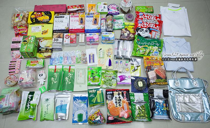 【日本關西】買不停買不完的伴手禮.入手好多抹茶商品 @Irene's 食旅.時旅