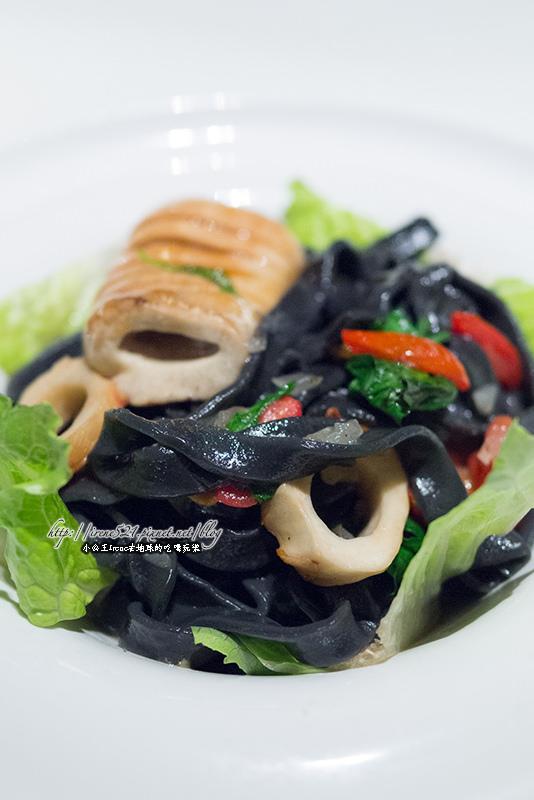 【板橋】蔬食也能吃的很法式、精緻.舒果新米蘭蔬食料理 @Irene's 食旅.時旅