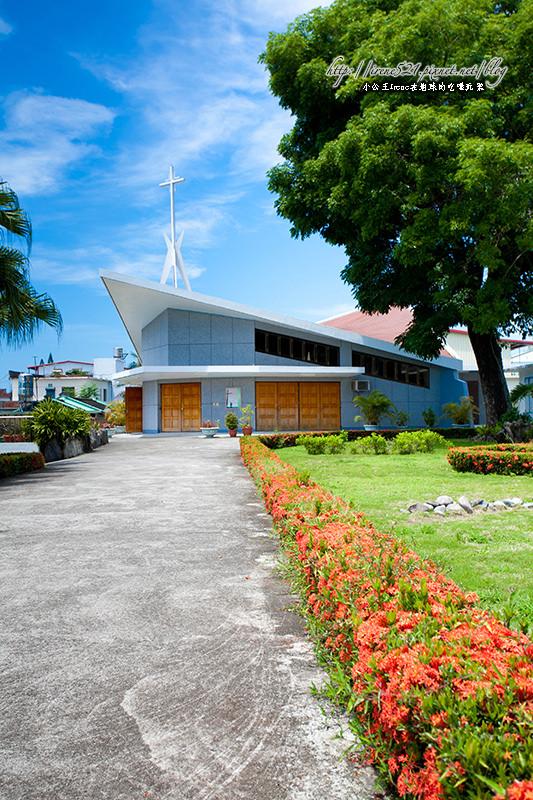 都蘭天主堂