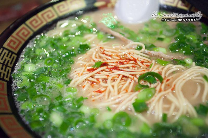 【東京】宵夜的好朋友,百吃不膩的.一蘭拉麵 @Irene's 食旅.時旅