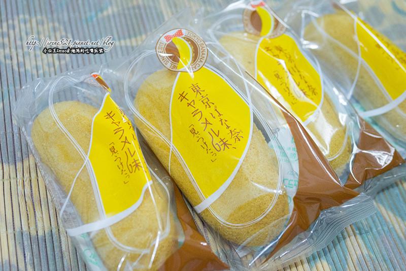 東京香蕉蛋糕&法蘭酥