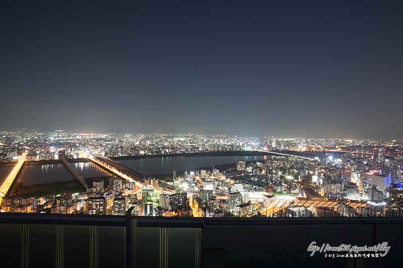 【大阪】唯美浪漫的戀人聖地.空中庭園展望台 @Irene's 食旅.時旅