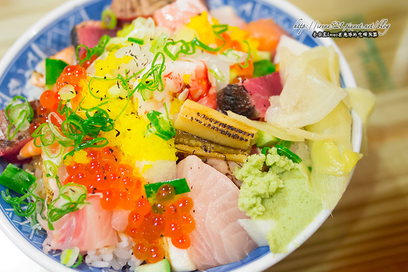【中和】用一碗海鮮丼,嚐遍海底美味.二男小家料理 @Irene's 食旅.時旅
